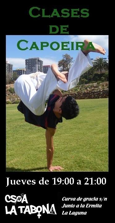 Cartel Capoeira Tabona