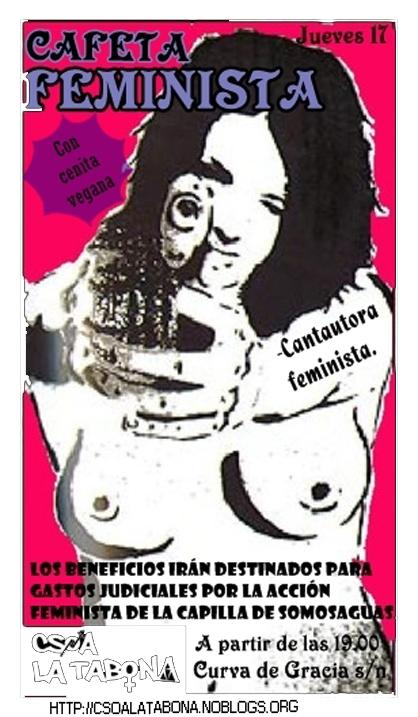 Cafeta Feminista